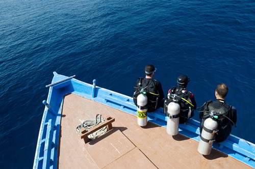 Barca da crociera per immersioni alle maldive